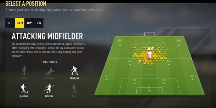 Dream Football Manager 2017 apk screenshot