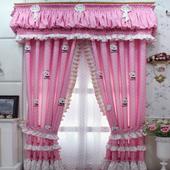 the latest curtain design icon