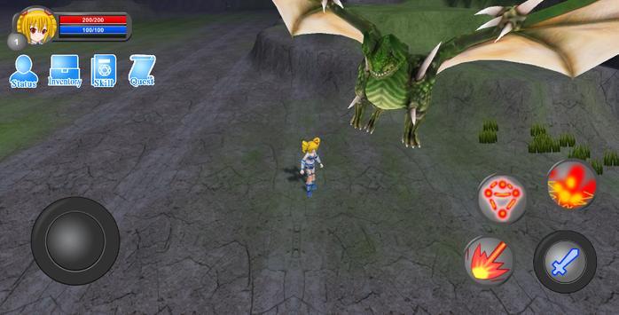 Monster Hunter: Forest magic screenshot 11