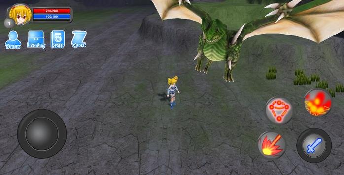 Monster Hunter: Forest magic screenshot 6