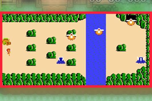 the legend of zelda Classic nes screenshot 2