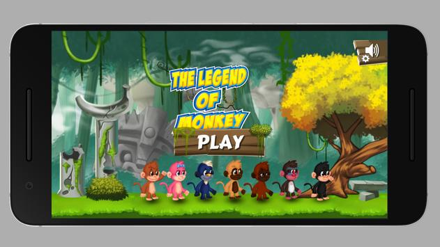 The Legends of Monkey poster
