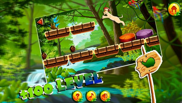 The Lion Kingdom (Adventures King of Jungle) screenshot 1