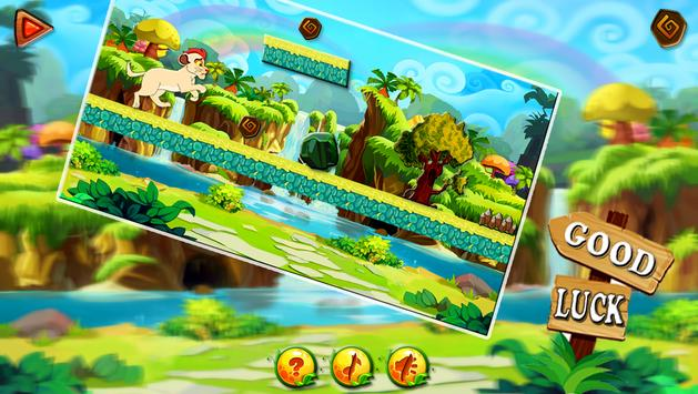 The Lion Kingdom (Adventures King of Jungle) screenshot 2