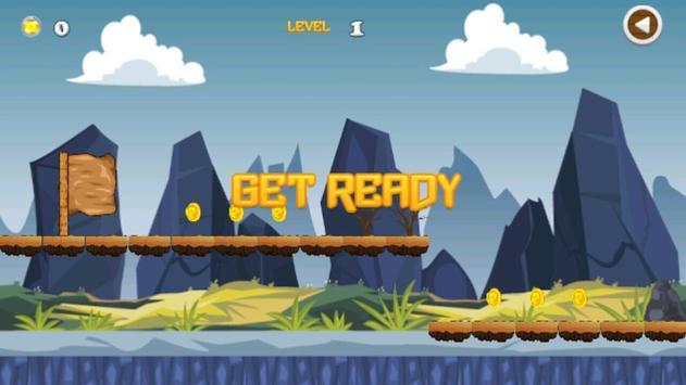 adventure the lion run apk screenshot