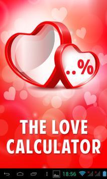 The Love Calculator poster