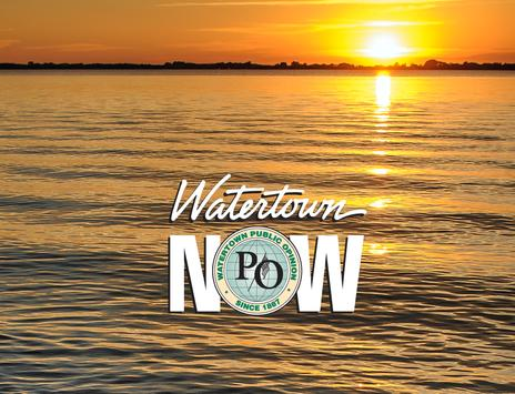 Watertown NOW poster