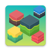 Block Dot icon