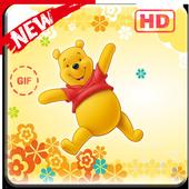 Winnie the Pooh Wallpaper HD icon