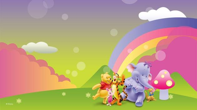 Winnie the Pooh Wallpaper HD screenshot 3