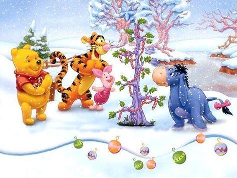 Winnie the Pooh Wallpaper HD screenshot 1