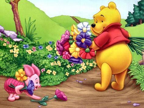Winnie the Pooh Wallpaper HD screenshot 4