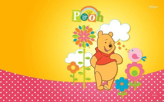 Winnie the Pooh Wallpaper HD screenshot 6