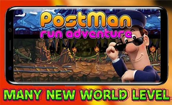 Pat The Postman rush screenshot 1