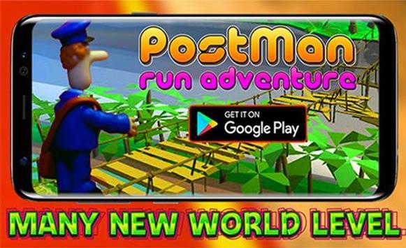 Pat The Postman rush screenshot 2