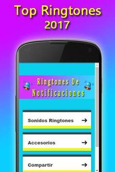 Ringtones Free ringtones notifications screenshot 2