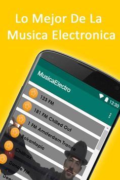 Electronic music apk screenshot