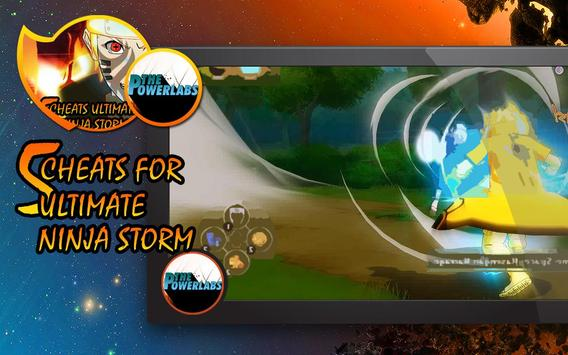 Cheats for Naruto Ultimate Ninja Storm 5 2 0 (Android) - Download APK
