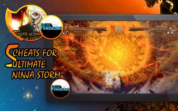 Cheats for Naruto Ultimate Ninja Storm 5 2 0 (Android) - Download APK