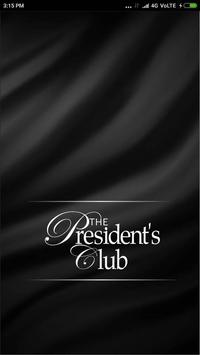 The President's Club poster