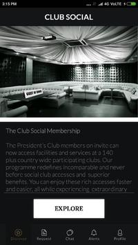 The President's Club apk screenshot