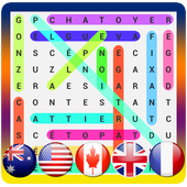 Free Word Search Puzzles Game icon