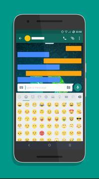 WA Emoji Changer -Layers Theme apk screenshot