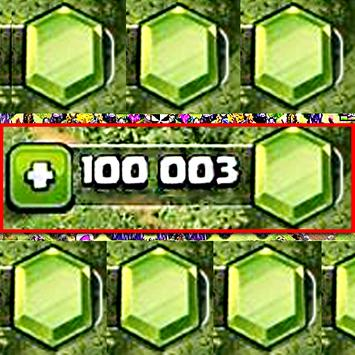 Cheats for Clash of Clans Gems apk screenshot