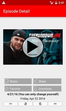 The Rundown Live poster