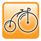 Bike Interval Stopwatch icon