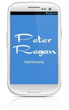 Peter Regan Hairdressing apk screenshot