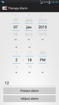 Therapy Alarm apk screenshot