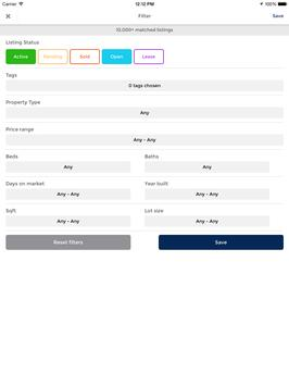 The Real OC Home Search apk screenshot