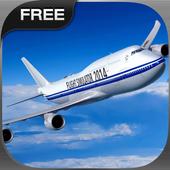 Flight Simulator Online 2014 icon