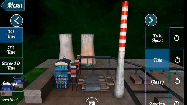 VR Thermal Power Station poster