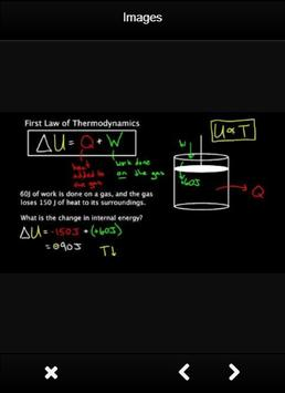 Thermodynamics Formulas Chemistry screenshot 14
