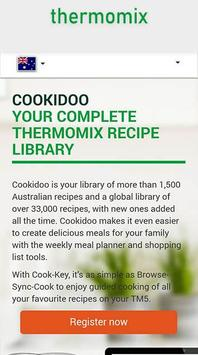 Thermomix® Cookidoo® Advice screenshot 1