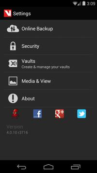 Hide Pictures & Videos - Vaulty screenshot 4