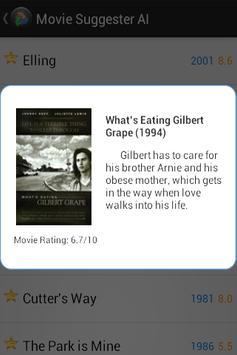 Movie Suggester AI screenshot 4