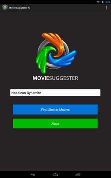 Movie Suggester AI screenshot 6