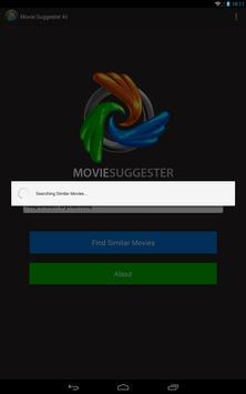 Movie Suggester AI screenshot 7