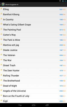 Movie Suggester AI screenshot 8