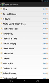 Movie Suggester AI screenshot 13