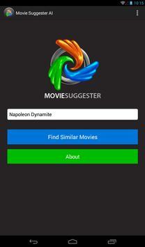 Movie Suggester AI screenshot 11