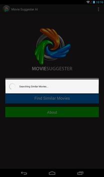 Movie Suggester AI screenshot 12