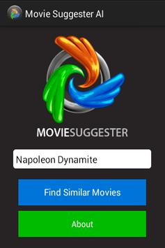 Movie Suggester AI screenshot 1