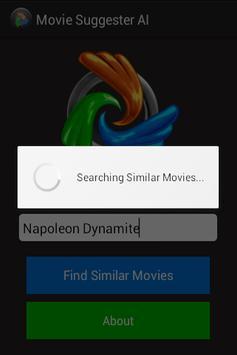 Movie Suggester AI screenshot 2