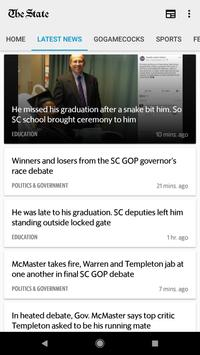The State News screenshot 3