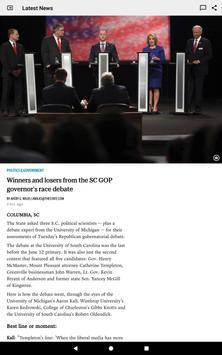 The State News: Columbia, SC apk screenshot