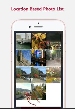 PhotoMap(gallery map) screenshot 1